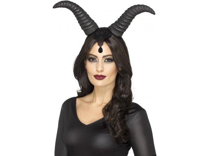 Čertovské rohy Satan