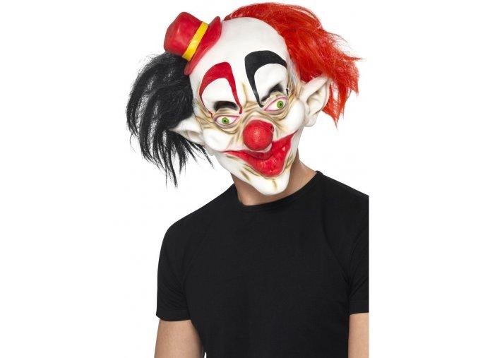 Horor maska šílený klaun