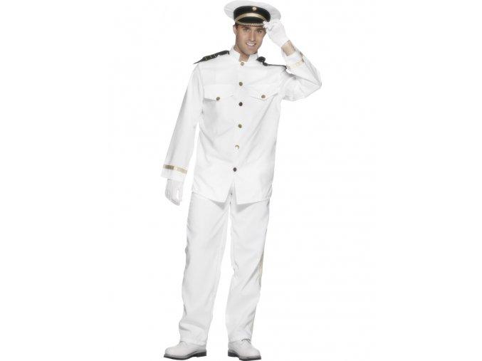 Pánský kostým námořní kapitán