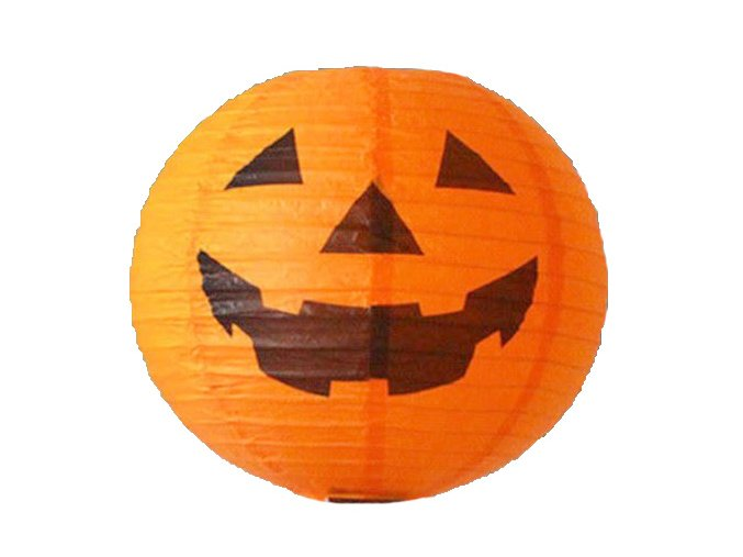Halloween lampion dýně