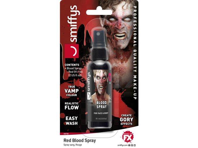 Gelová krev ve spreji (59ml)