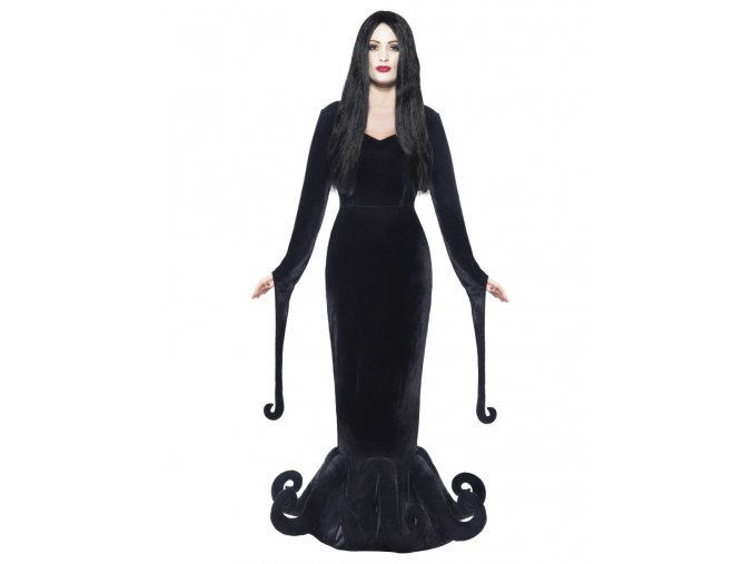 Dámský kostým Morticia Deluxe