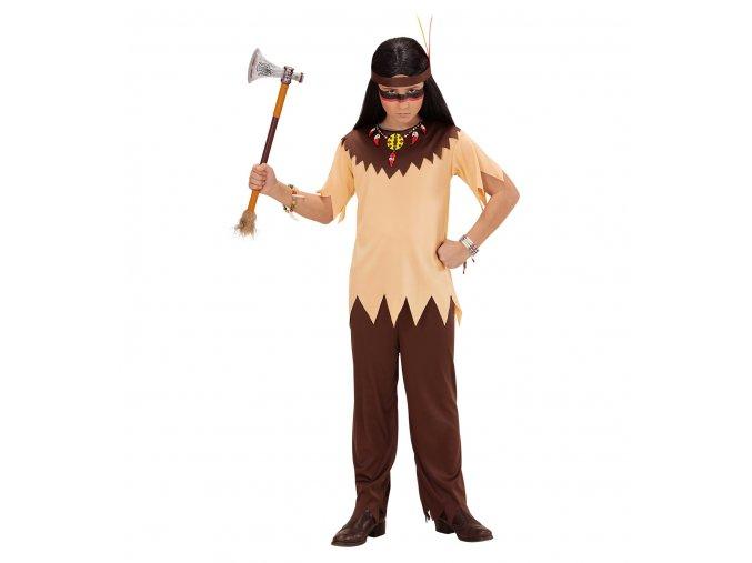 Dětský kostým indiána