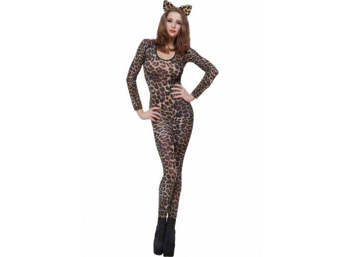 Leopardí body