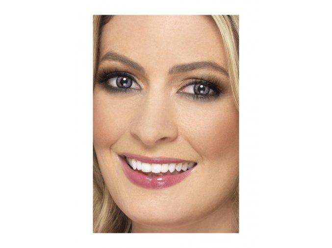 Barevné kontaktní čočky hnědé