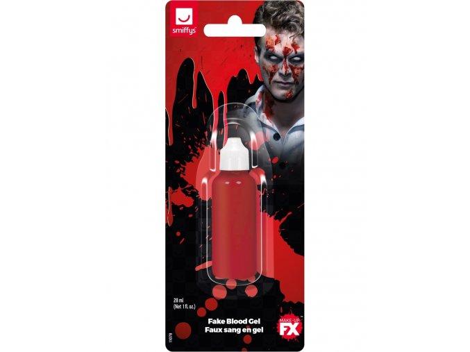 Umělá jasně červená krev (28ml)