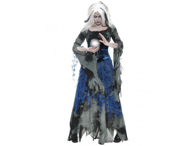 Dámský kostým Mocná čarodějnice