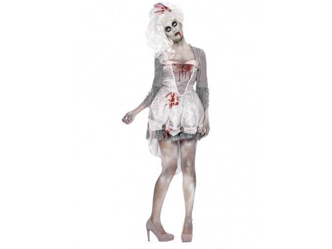Dámský kostým Zombie Baronka