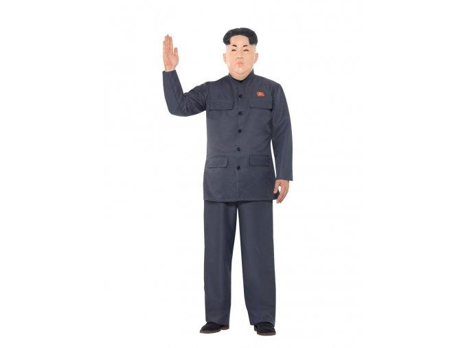 kostým Diktátor Kim Čong Un