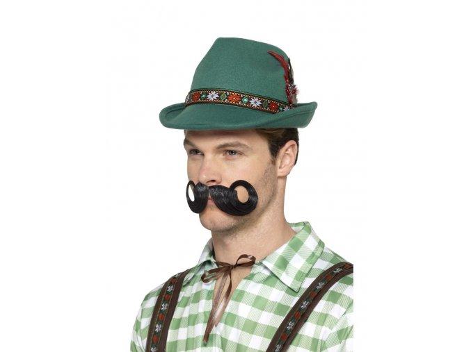 Myslivecký klobouk zelený