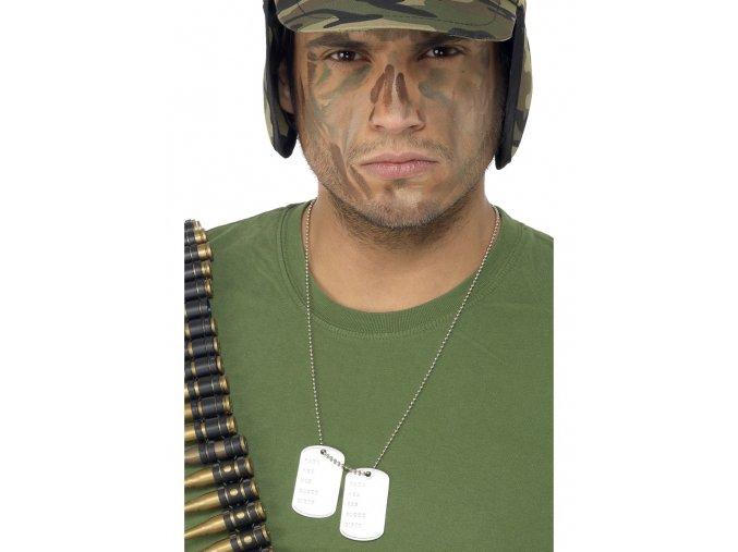 Vojenské psí známky