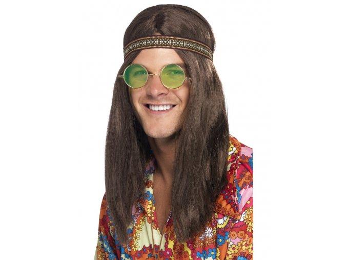 Hippies sada doplňků pro muže