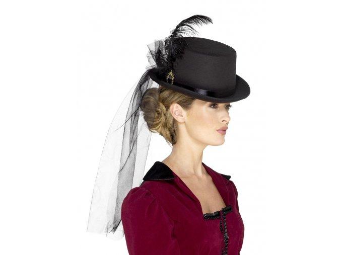 Dámský viktoriánský klobouk