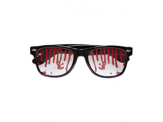 Krvavé brýle