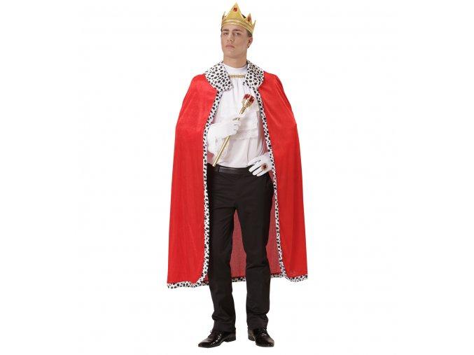 Sada Královský plášť s korunou