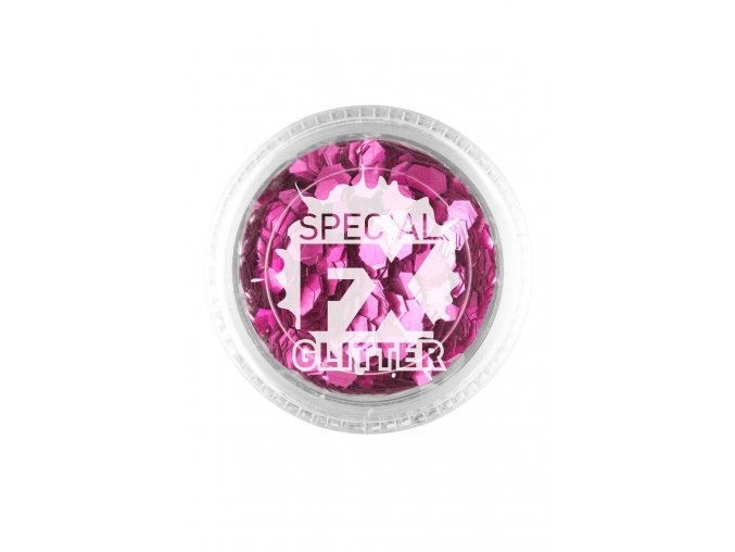 Make-up glitry růžové