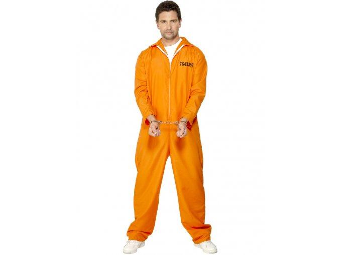 Pánský kostým Vězeň