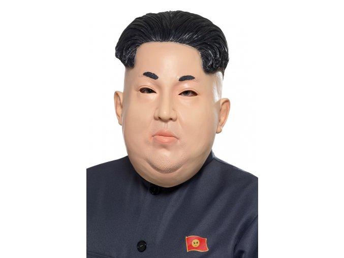 Maska Diktátor Kim
