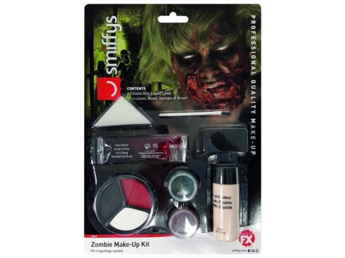 Make-up sada Zombie