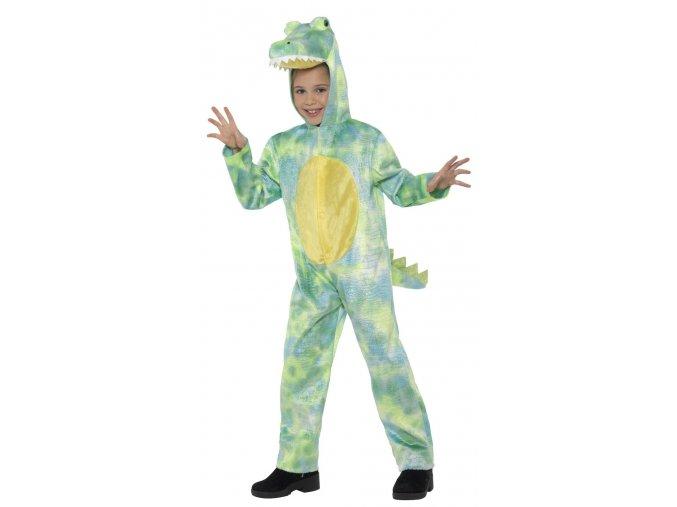 Dětský kostým Dinosaur Deluxe