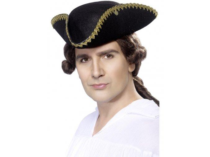 Pirátský klobouk třírohák