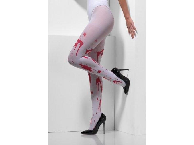 Krvavé punčochy pro zombie nebo nešikovné doktorky.