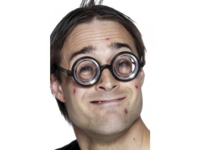 Vtipné brýle Šprt