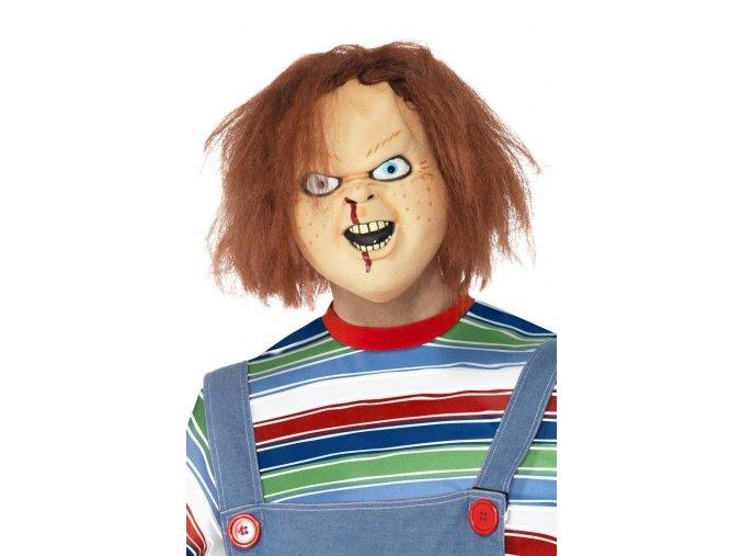 Hororová maska Chucky