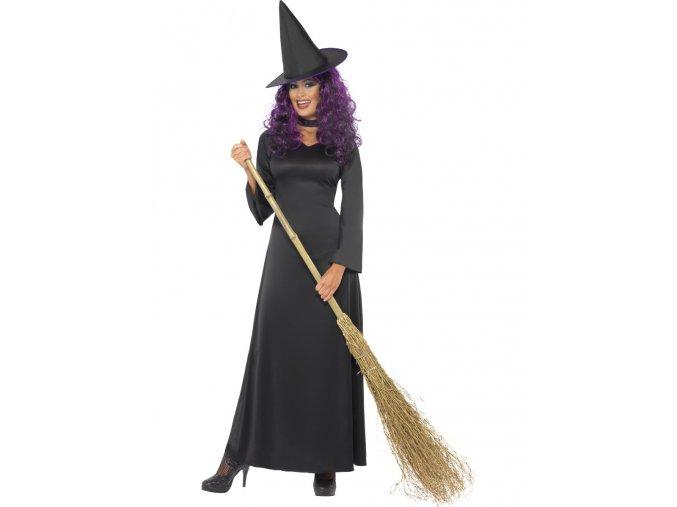 Čarodějnice dlouhé šaty