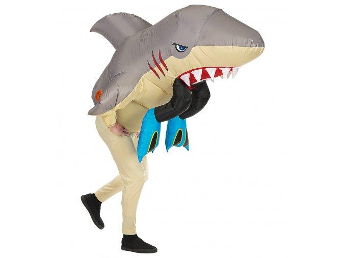 Kostým Útok žraloka