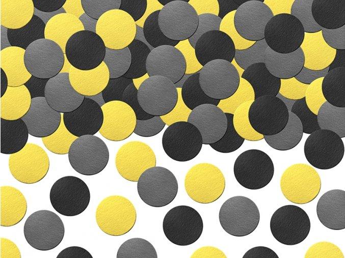 Konfety žluté, 5g