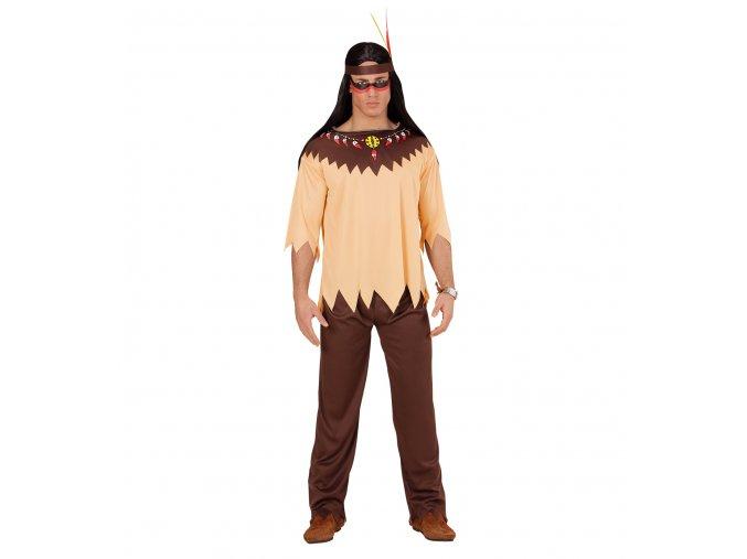 Pánský kostým indián