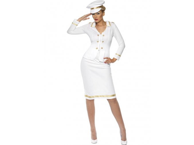 Dámský kostým Lodní kapitánka