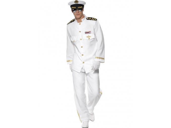 Pánský kostým Lodní kapitán deluxe