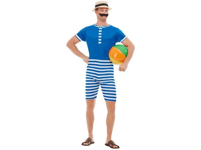 Pánský kostým plavky 20.léta