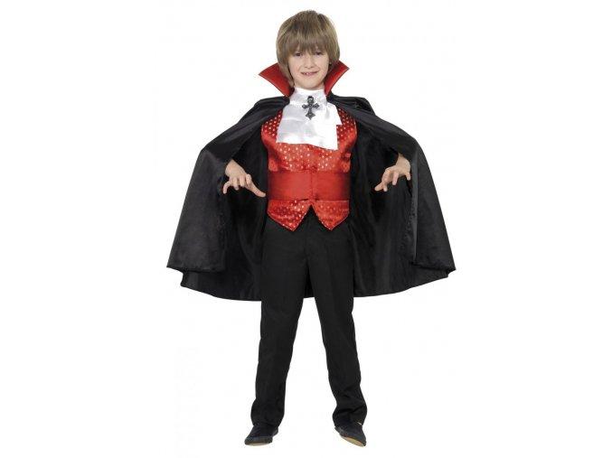 Dětský kostým hrabě Drákula