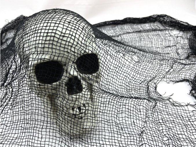 Hororové sukno (černé)