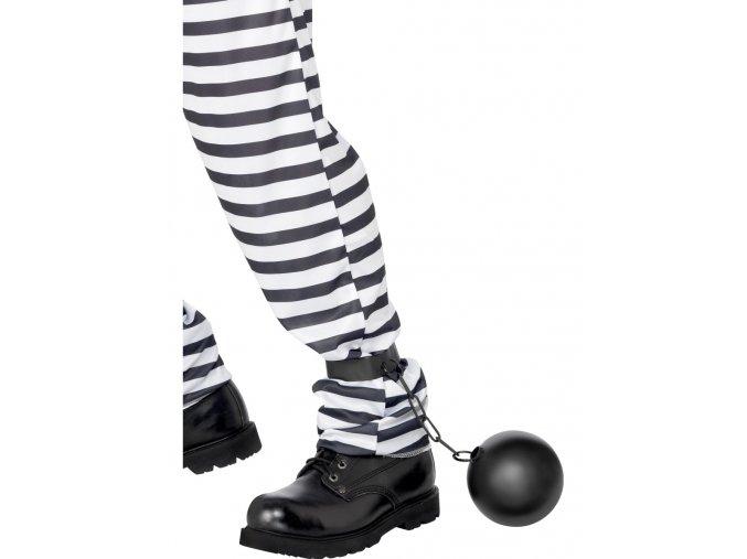 Vězeňská koule na nohu