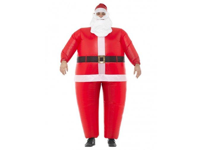 Nafukovací kostým Santa