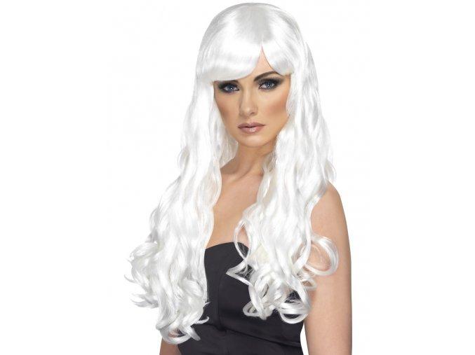 Dámská paruka White Beauty