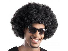 Paruka afro kudrnatá černoch