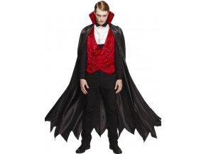 Pánský kostým tajemný vampír