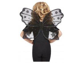 Temná motýlí křídla