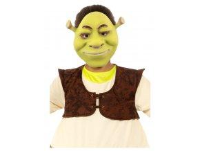 Maska zlobr Shrek