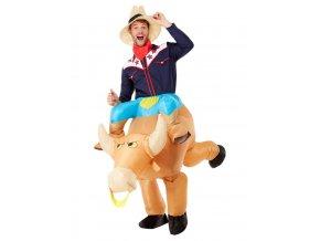 Kostým Jízda na býkovi
