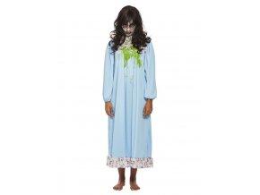 Dámský kostým ďáblem posedlá dívka