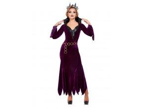 Dámský kostým ďábelská královna