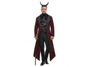Pánský kostým Ďábla Deluxe