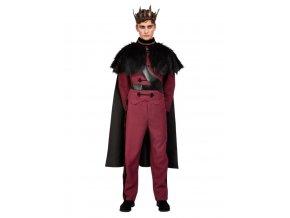 Pánský kostým princ polibku smrti