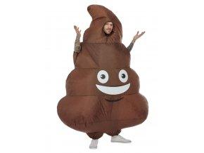 Nafukovací kostým Poop